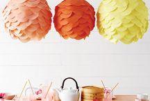 DIY Party Decorations / by Jennie N