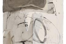 Fran Skiles / Collage/ Mixed Media / by Vera Tchikovani