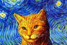 Vangohs katter