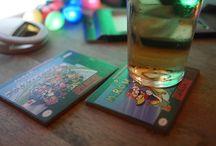Shopping apéro / On récolte ici les accessoires les plus fun pour l'apéro : des sous-verres, des verres, des shots, des jeux d'apéor... tout pour passer un bon apéro entre amis !  #apero #need #shopping
