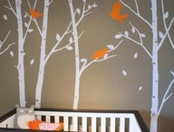 Nursery Trees / by Andrea Hatchett