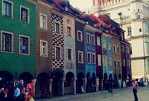 Poznan - Krakow / Rundrejse Poznan - Krakow - Wroclaw