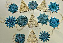 Quilling: Christmas