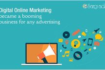 Outdoor Advertising Services in India / Digital online marketing became a booming business for any advertising.