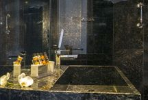 BATHROOM APPLICATIONS WITH NATURAL STONES / http://www.stonetechgroup.gr/b2