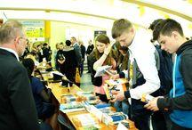Targi Edukacji i Pracy w Przemyślu - 28.04.2014 / Największa tego typu impreza w Przemyślu, organizowana przez Punkt Informacji Europejskiej Europe Dierct - Przemyśl i OHP