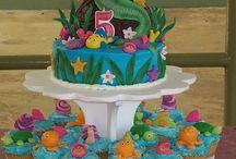 Little Mermaid Birthday / by Sarah Pogue