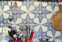 Tiles as inspiration