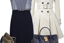 The Workdrobe, a.k.a. WWOPW (What Would Olivia Pope Wear?)