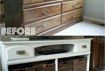 Furniture Redos / by Sarah Brackenridge