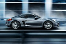 2014 Porsche Cayman S / Code of the Curve.