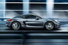 2014 Porsche Cayman S / Code of the Curve. / by Lyon-Waugh Auto Group