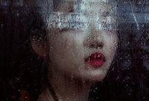 Moodboard rain pics