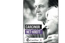 CarciNor brosjyrer / CarciNor er foreningen for de som er engasjert for NET-kreft. Lær mer om våre brosjyrer.