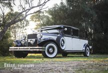 Wedding car girls / Wedding car