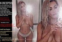 Kardashian Demons - fake humans - fooling the world