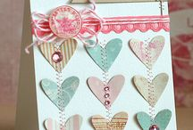 Cards to make / by Jill Hogg