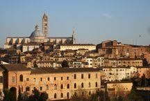 Sienne - Toscane - Italie / découvrez Sienne à travers ces images