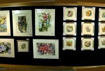 Exhibition / Exhibition in NUS Central Library Arts Buzz