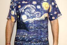 Camisetas arte