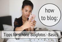 How to blog / Tipps für Blogger und Anfänger / Alles ums Bloggen / Alles was ihr zum Thema Bloggen schon immer wissen wolltet. Tipps für Anfänger und alle Neulinge, die ebenfalls einen Blog starten wollen.   - Photo Kurse und Tipps - Blogger Go's und No Go'S  - Instagram Tipps
