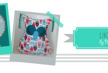 FinndieLoo / FinndieLoo is full of the most beautiful handmade items ~ owls, cushions, book covers, crayon rolls & much more!