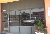 Wild Ginger Apothecary / Here's some photos of Wild Ginger Apothecary - from before the renovations began until now!