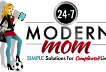 24/7 Modern Mom™ Website / Pins from the www.247ModernMom.com site! Check it out ;-)