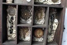 Cabinet of curiosities - CONSERVA -