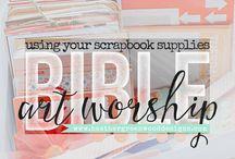 Bible Art Worship