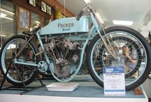 Pre-1914 three-valve & four-valve head veteran motorcycles