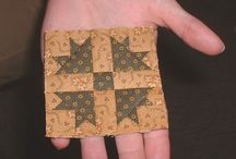 Quilts - Miniatures   / by Debra Coleman