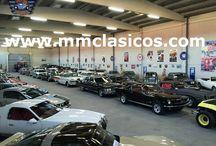 Lugares que visitar en fin de semana / Visita Museo de coches clásicos