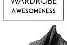 Lean wardrobe