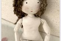 Dolls/Softies/Stuffed Animals / by Prairie Home