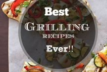 Healthy Grilling / A collection of tasty foods perfect for summer grilling.