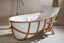 Interior | To bathe / Interior Design, Bathrooms, bath, relaxing, home decor, home spa