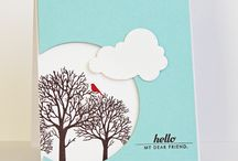 Cards - Trees / by Terri Kocher