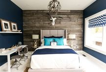 master bedroom wood