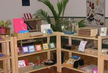 Montessori Classrooms / Montessori Classrooms come in all shapes, sizes, and styles. / by Montessori Print Shop
