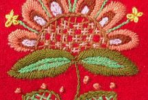 Woolembroidery