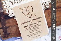 Textos para invitaciones de boda / Textos para invitaciones de boda