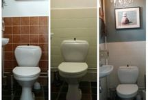 Toilet/gang