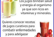 nutricion en un vaso / by karla sanchez
