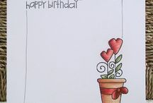 Doodle Art card Inspirations