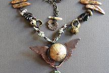 Украшения / Jewelry / Бусы, колье, браслеты и другие украшалки