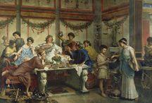 Roberto Bompiani / Italian artist (1821-1908)