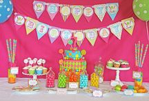 Candy Shoppe Party Ideas / by Cristy Mishkula @ Pretty My Party