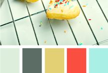 Color Schemes / by Quirky Girl Crafts