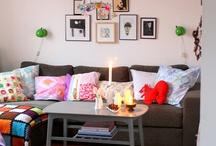 Living Room / by Ama Reynolds